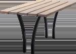 Glommen Bord för nedgjutning Utomhusmiljö